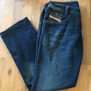 """Diesel NEWZ Stretch Jeans W30 L30 Wash  """"Italy"""""""